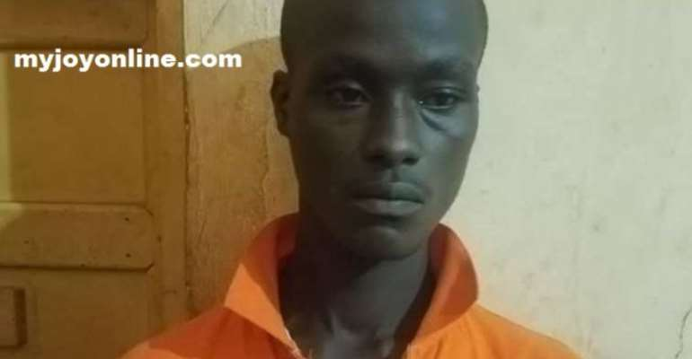 The convict at the Bekwai Circuit Court