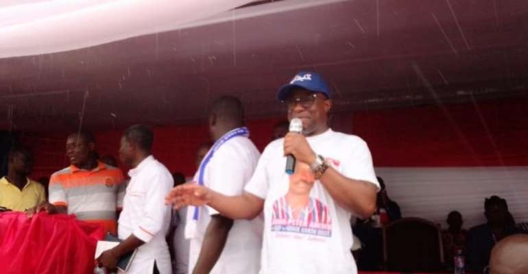 V/R: We Will Snatch Hohoe Seat For Peter Amewu In 2020 — NPP Regional Chairman