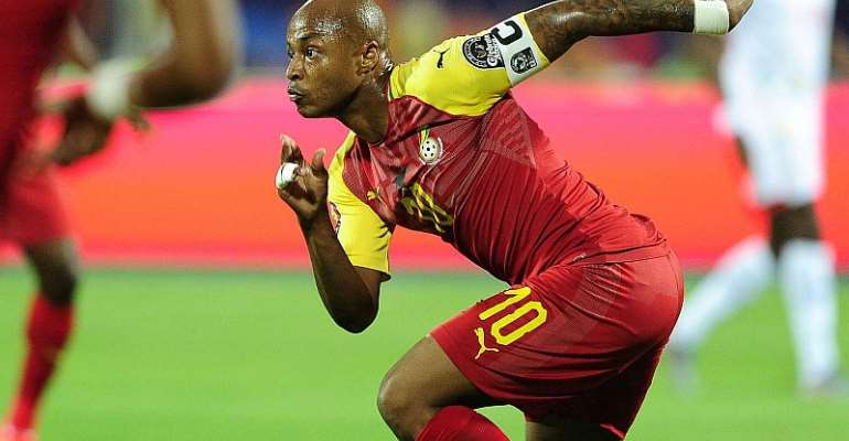 2021 AFCON Qualifiers: We Need To Kill Ourselves Against South Africa - Andre Ayew To Teammates