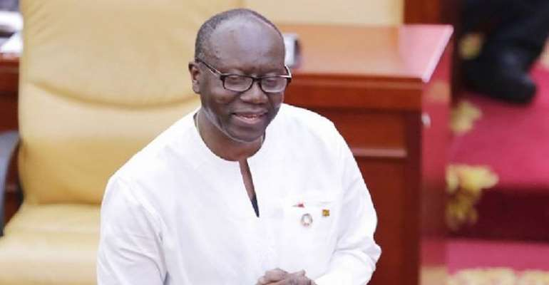 GH₵33bn Spent On Legacy Debt, Banking Sector Clean Up – Finance Minister