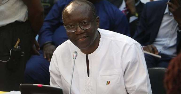 2020 Budget : Ghana Is On The Right Track Under Akufo-Addo – Ken Ofori-Atta