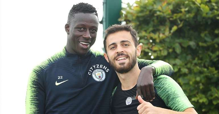 Bernardo Silva Banned For One Match For Tweet To Teammate Mendy
