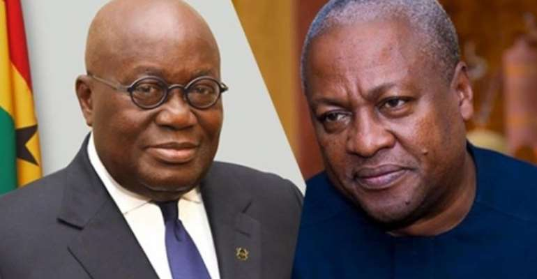 Banks Cleanup: Pay Customers And Stop The Talks — Mahama