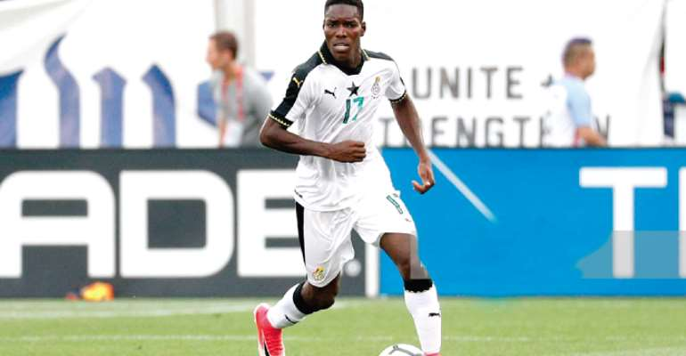 Lumor Agbenyenu Ruled Out Of Ghana's AFCON Qualifier Against South Africa