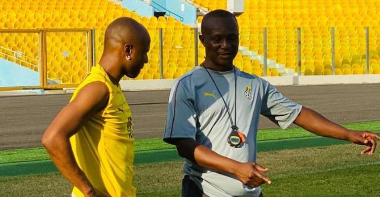 2021 AFCON Qualifiers: Support For The Black Stars Highly Depended On The Media – Kwesi Appiah