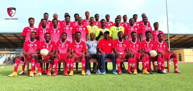 WAFA Announce 29-Man For 2021 Ghana Premier League Season