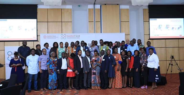 2020 Elections: Stanford Seed Network, Ghana Peace Council Campaign For Peace