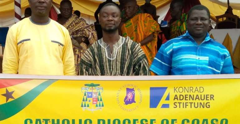 All Parliamentary Candidates In Ahafo Declare Election 2020 Violence-Free