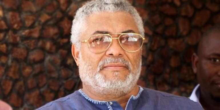 Ghana Olympic Committee Mourns Ex-President J. J. Rawlings