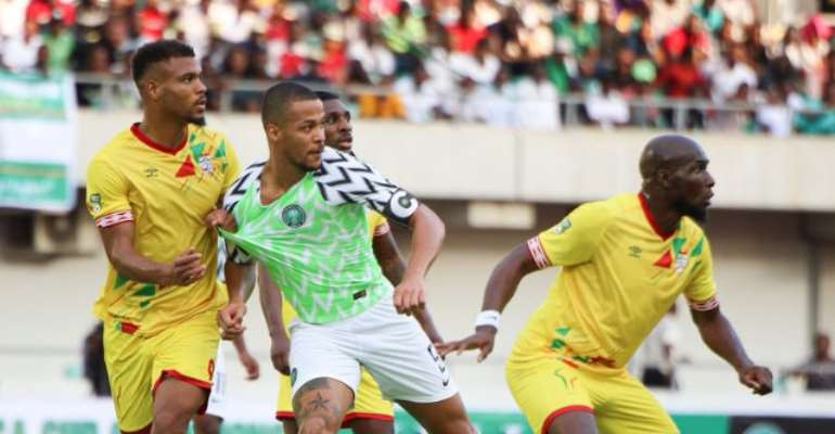 2021 AFCON Qualifiers Wrap Up: Nigeria, Senegal Win As Cameroon Held At Home