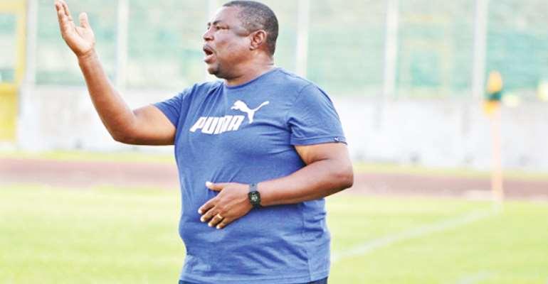 Paa Kwesi Fabin Leaves Inter Allies