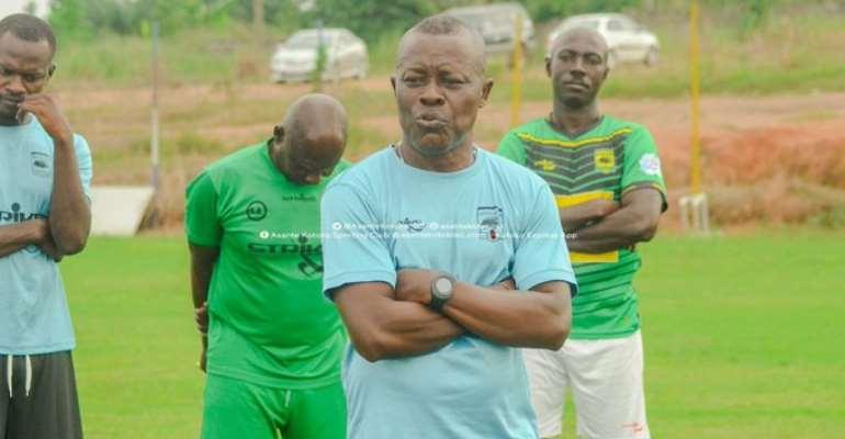 Johnson Smith Takes Over Asante Kotoko After Zachariassen's Exit