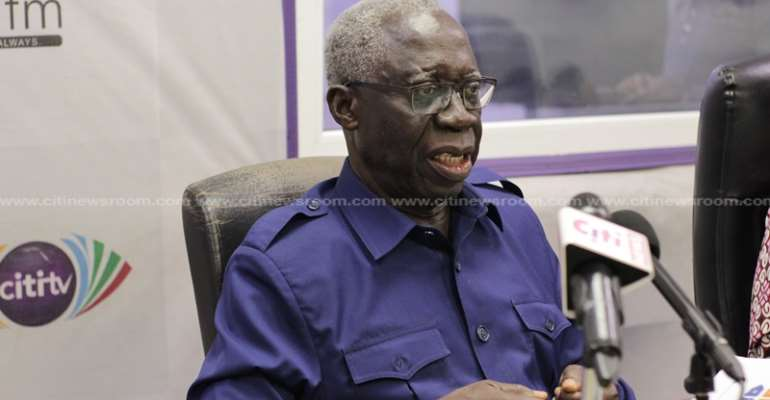 2020 Budget: Missing Volta Roads Was A Mistake – Osafo Maafo