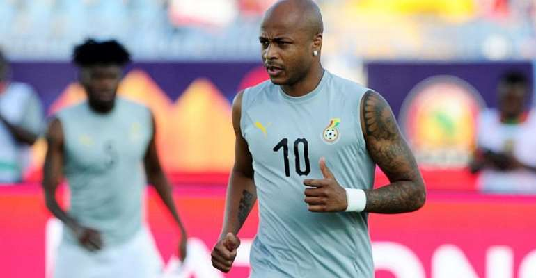 2021 AFCON Qualifiers: We Are Determined To Beat South Africa - Andre Ayew