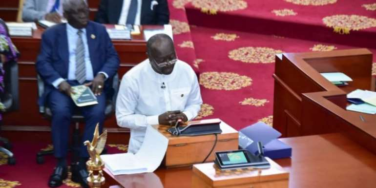 Creative Arts Bill At Cabinet – Finance Minister