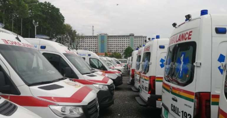 Minority Gives Akufo-Addo 3days To Release Ambulances