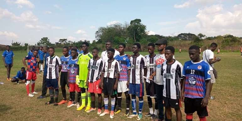 WAFU U-15 Tournament: Scouting For Ghana U-15 Team Continues In Ashanti Region