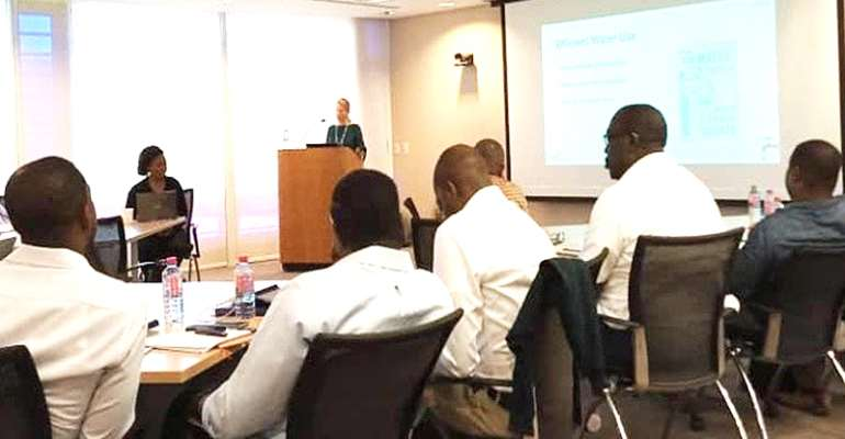 IFC & Partners Engage Stakeholders On Ghana Building Code