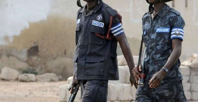 The wounded officer is said to be receiving treatment atthe Tamale Teaching Hospital in the Northern Region.