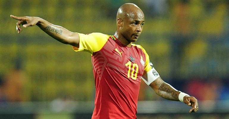 Kwesi Appiah, Andre Ayew Pledges 2021 AFCON Qualification