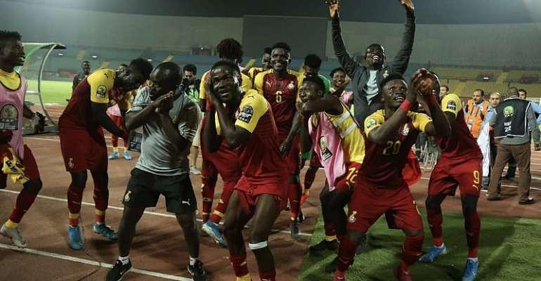CAF U-23: Ghana 2-0 Mali – Owusu's Brace Sends Black Meteors To Semis
