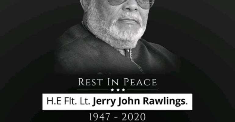 Rawlings Was My Mentor — Amewu