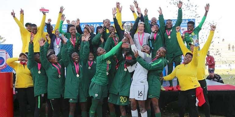 Cosafa Cup: Banyana Sink Botswana To Retain Title
