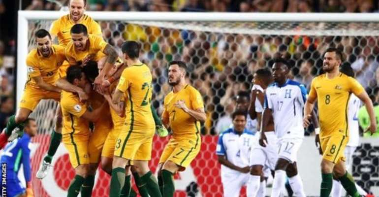 Australia Enters FIFA World Cup For The 4th Time In A Row