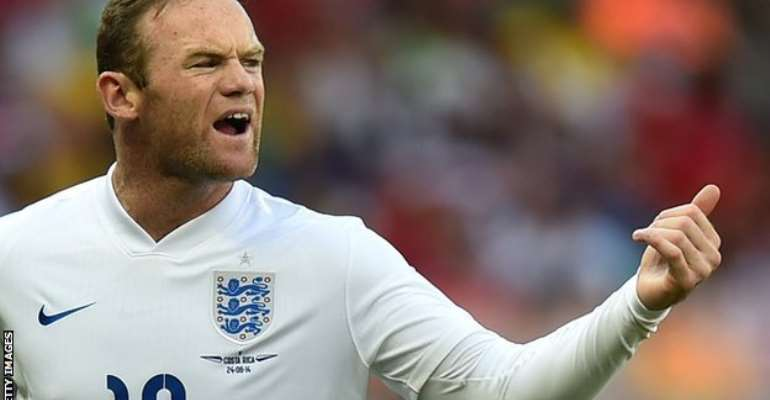 Wayne Rooney To Be England Captain During Farewell Appearance
