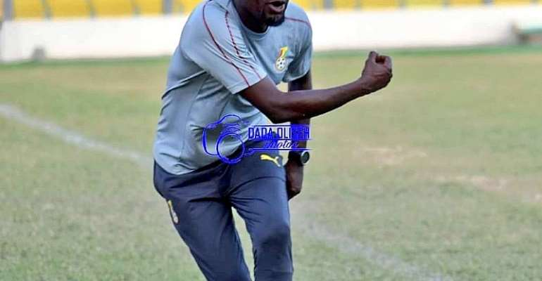 Coach Kwesi Appiah Hails CK Akunnor's Impact In Black Stars Victory Over South Africa