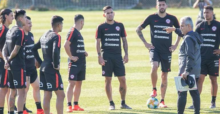 Chile's Footballers Refuse To Play Peru Friendly Due To Crisis