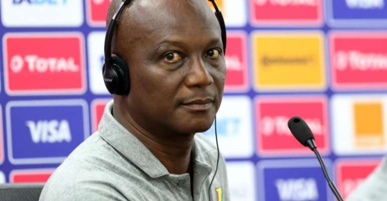 I Need More Time To Succeed - Kwesi Appiah