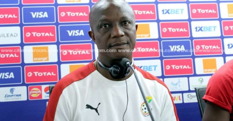 2021 AFCON Qualifiers: Kwesi Appiah Delighted With Black Stars Performance Against South Africa