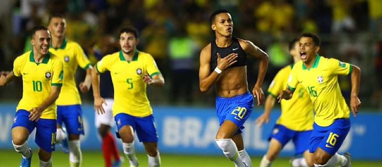 Brazil And Mexico Seal Final Of Former Champions