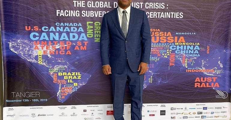 Former Prime Minister of Haiti Laurent Lamothe