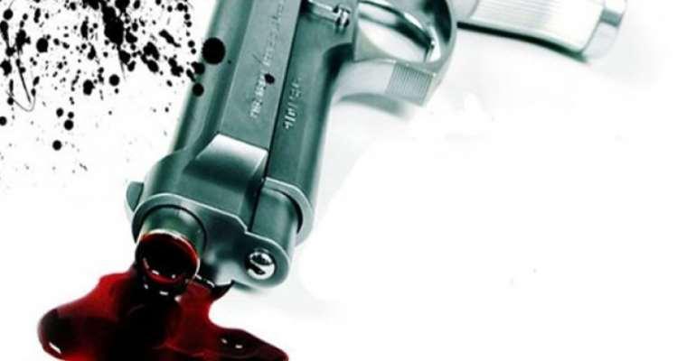Couple Shot At Ada; Husband Died