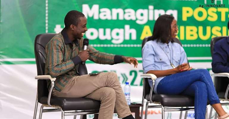 ABSAG-KNUST, AG-Innovate To Empower Students In Entrepreneurship