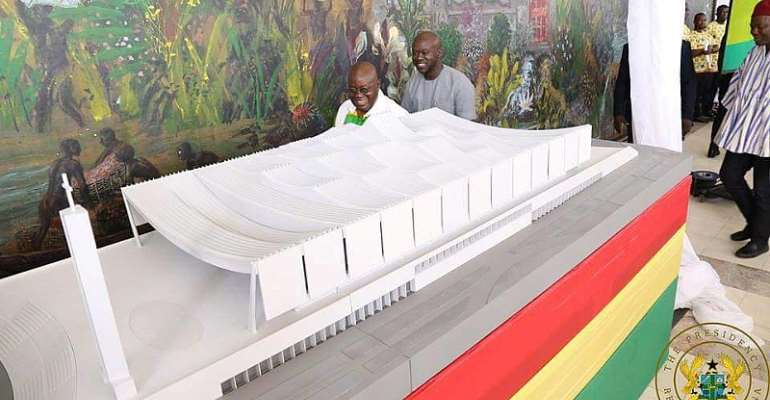 A Cathedral For Ghana Shouldn't Have Been A Misplaced Priority