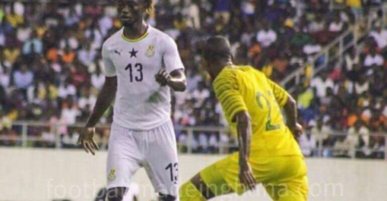 2021 AFCON Qualifiers: I Am Delighted With Performance Against South Africa - Gideon Mensah