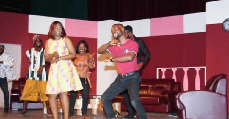 Delicious dialogues, crispy characters characterise Nii Commey's 'Potholes'