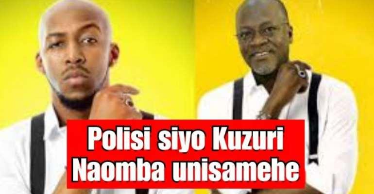 Tanzanian Comedian Begs Magufuli