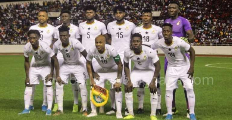 Debutants Proved They Are National Team Materials — Kwesi Appiah