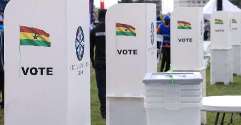 Awutu Senya West: Man shot dead after trying to snatch a ballot box