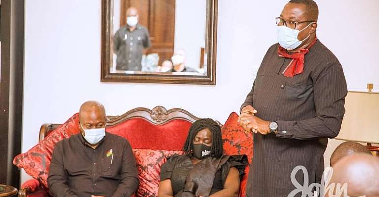 No One Will Dictate To Us How To Mourn Rawlings – Ofosu Ampofo