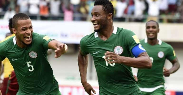 Nigeria Football Federation And Players Sign World Cup Winning Bonus Agreement