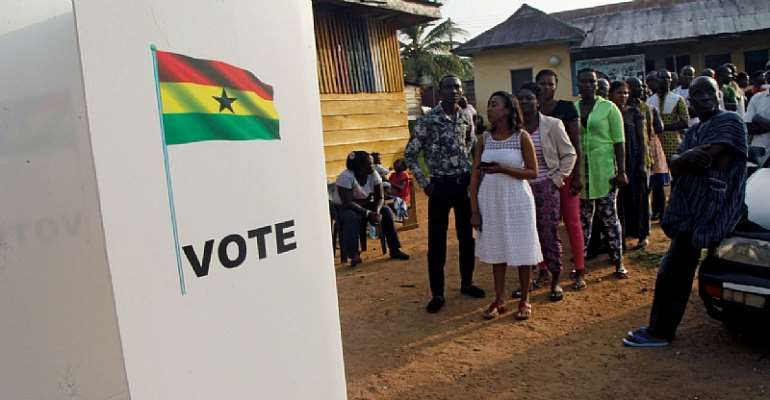 Ghanaians Do Not Love Democracy