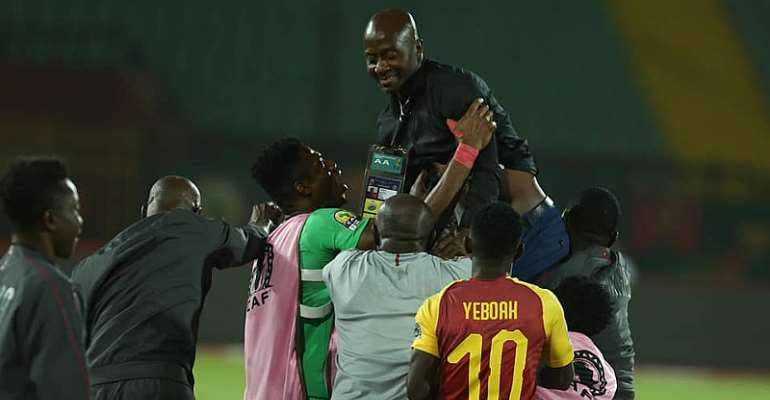 Ibrahim Tanko Tipped To Win Coach Of The Year If Black Meteors Qualify For Tokyo 2020