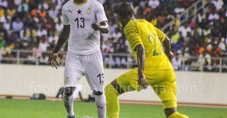 2021 AFCON Qualifiers: Black Stars Ready For Sao Tome Encounter - Gideon Mensah
