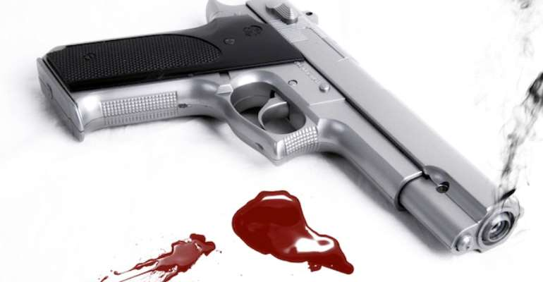 NDC Chairman Shot