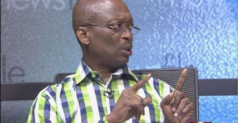 Abdul Malik Kweku Baako is Editor-In-Chief of the New Crusading Guide